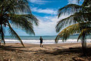 Cahuita National Park in the Caribbean of Costa Rica